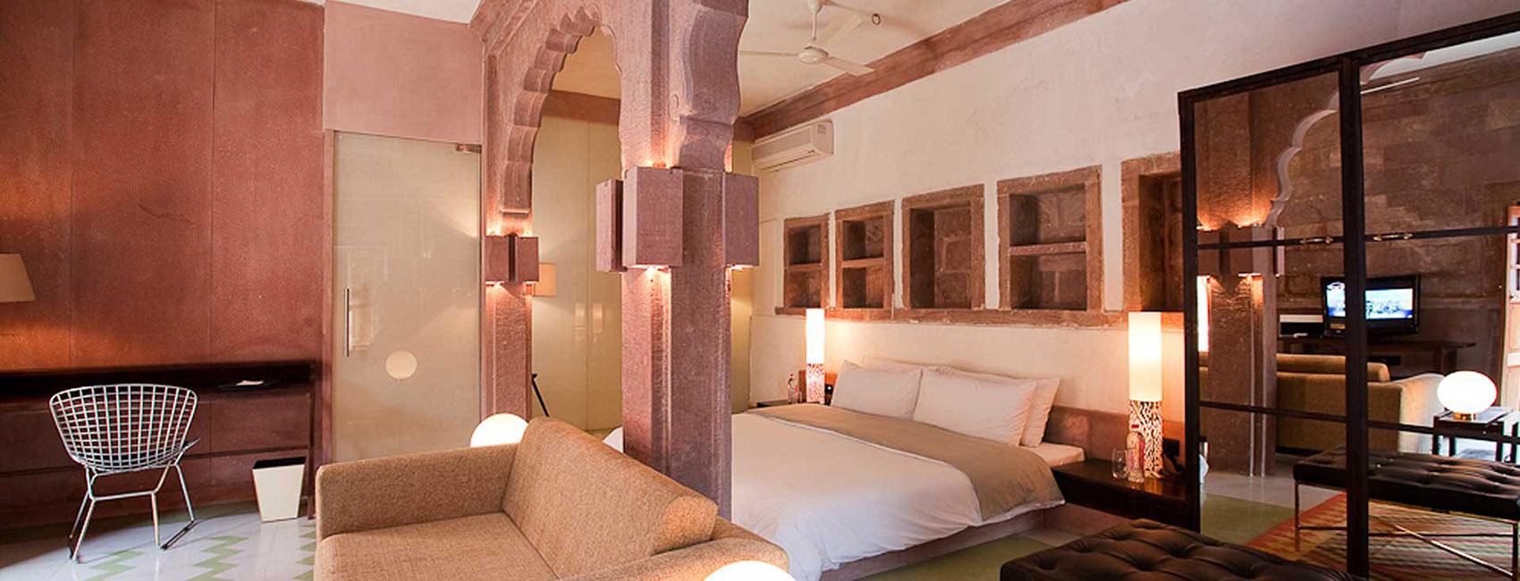Heritage Suite at Raas Jodhpur