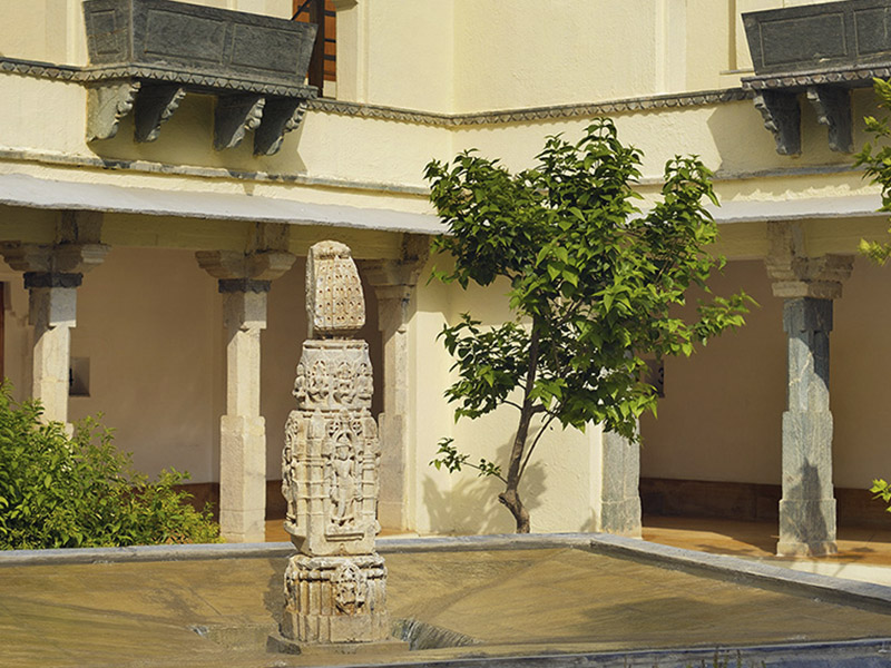 Janana Courtyard Devigarh