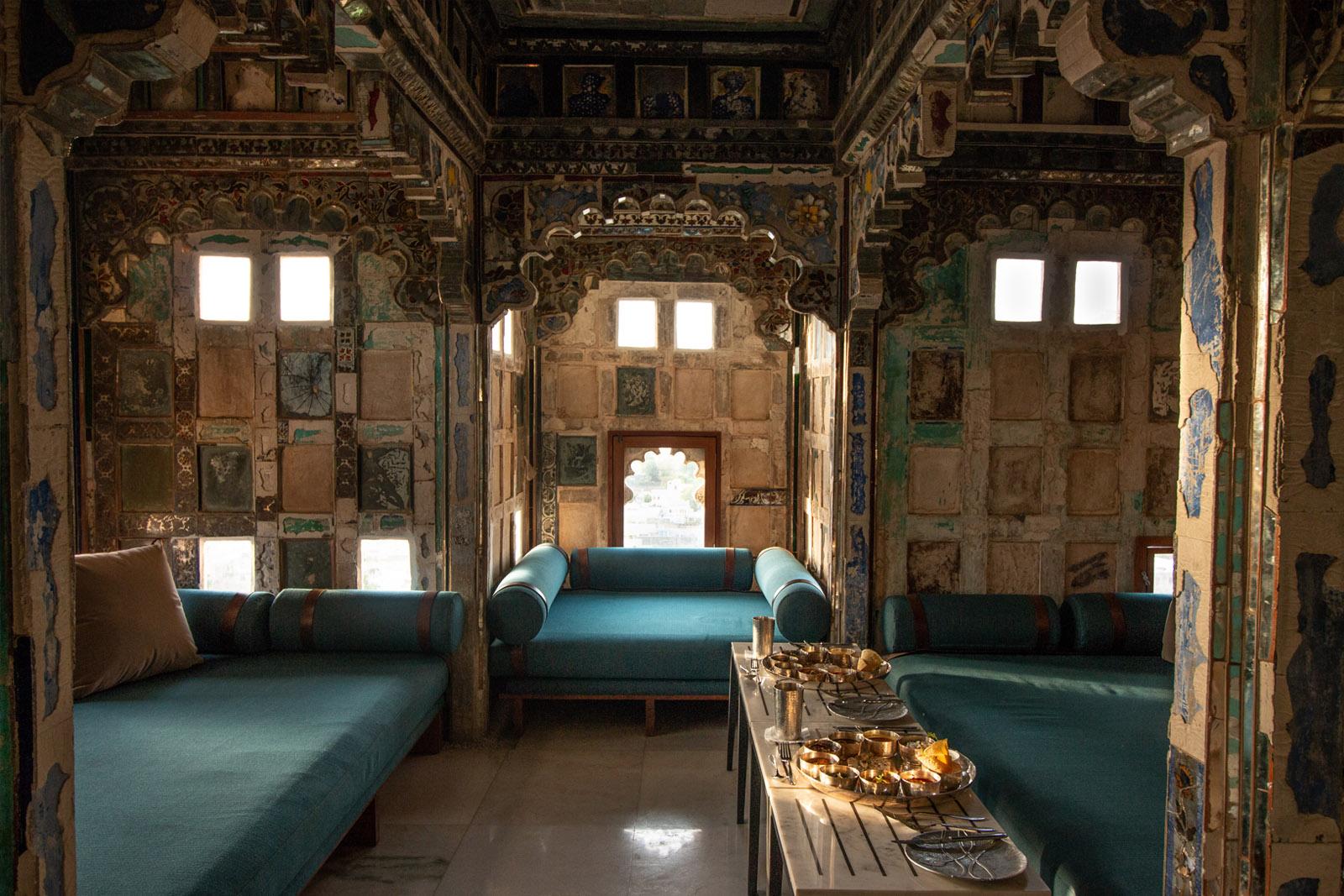 Sheesh Mahal Devigarh