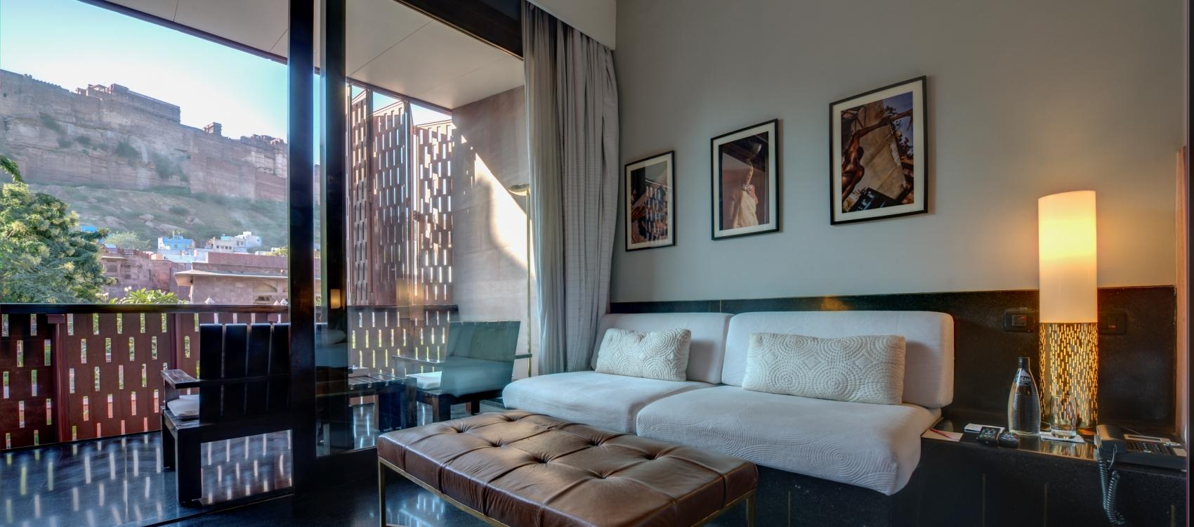 Raas Jodhpur Luxury Room