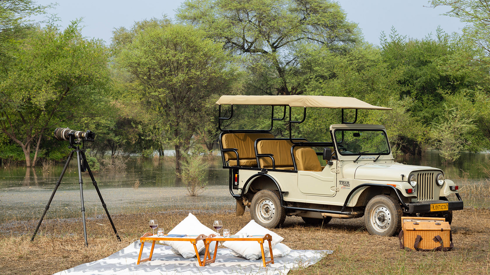 raas chhatrasagar birding picnic