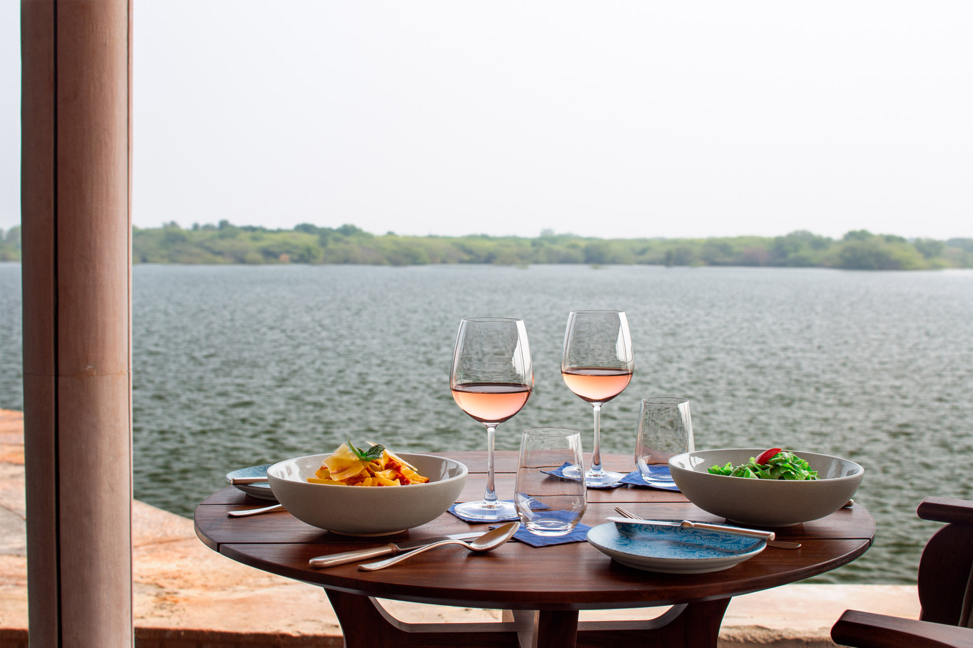 RAAS Chhatrasagar Dining