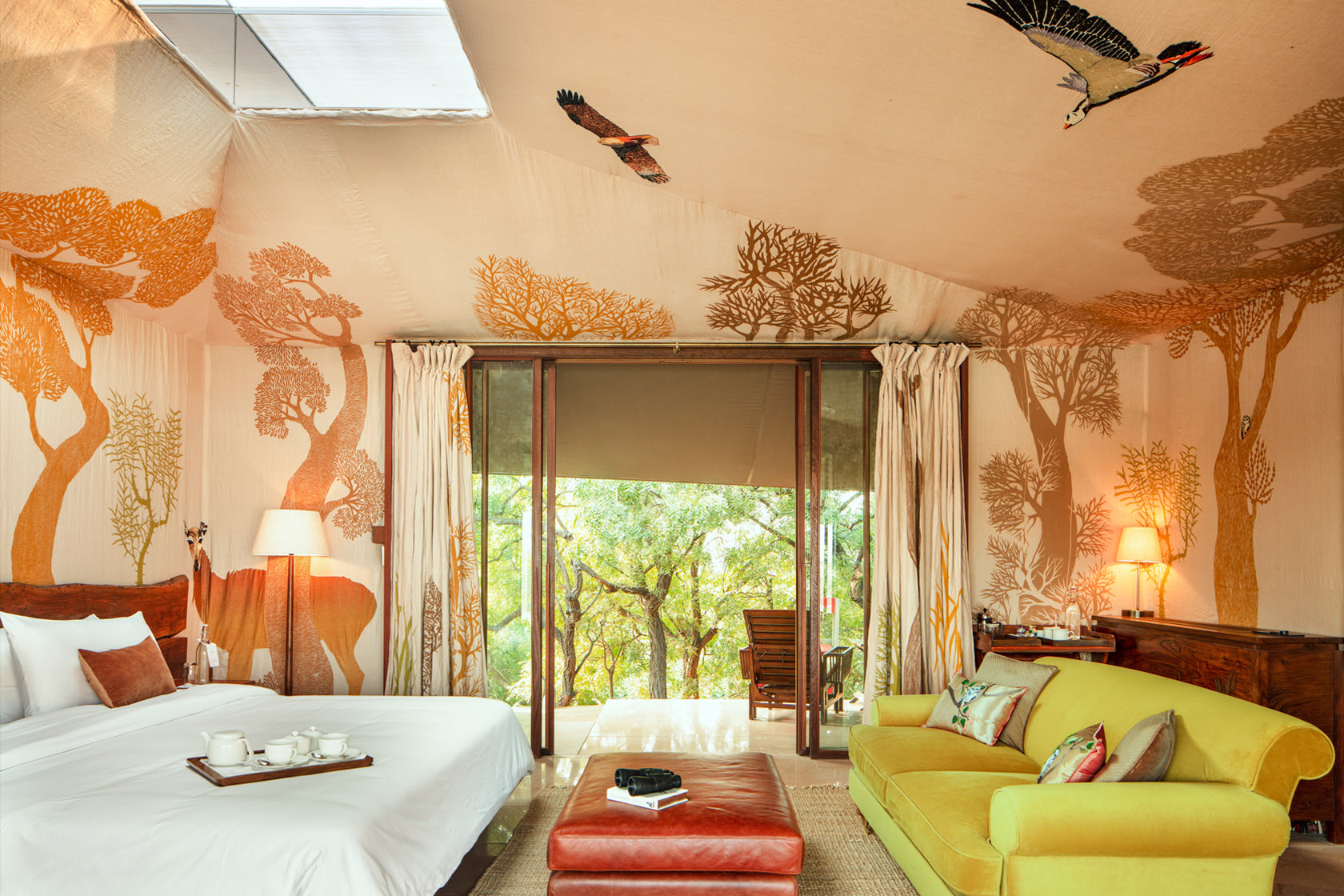 Luxury Tents Rajasthan