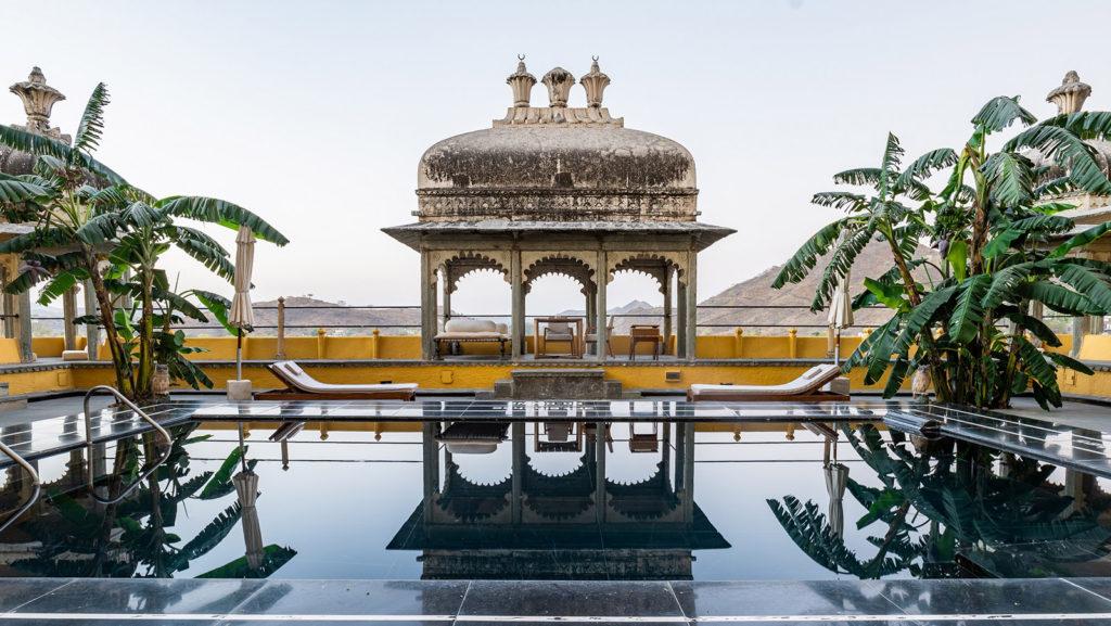 Private Pool Devigarh Suite
