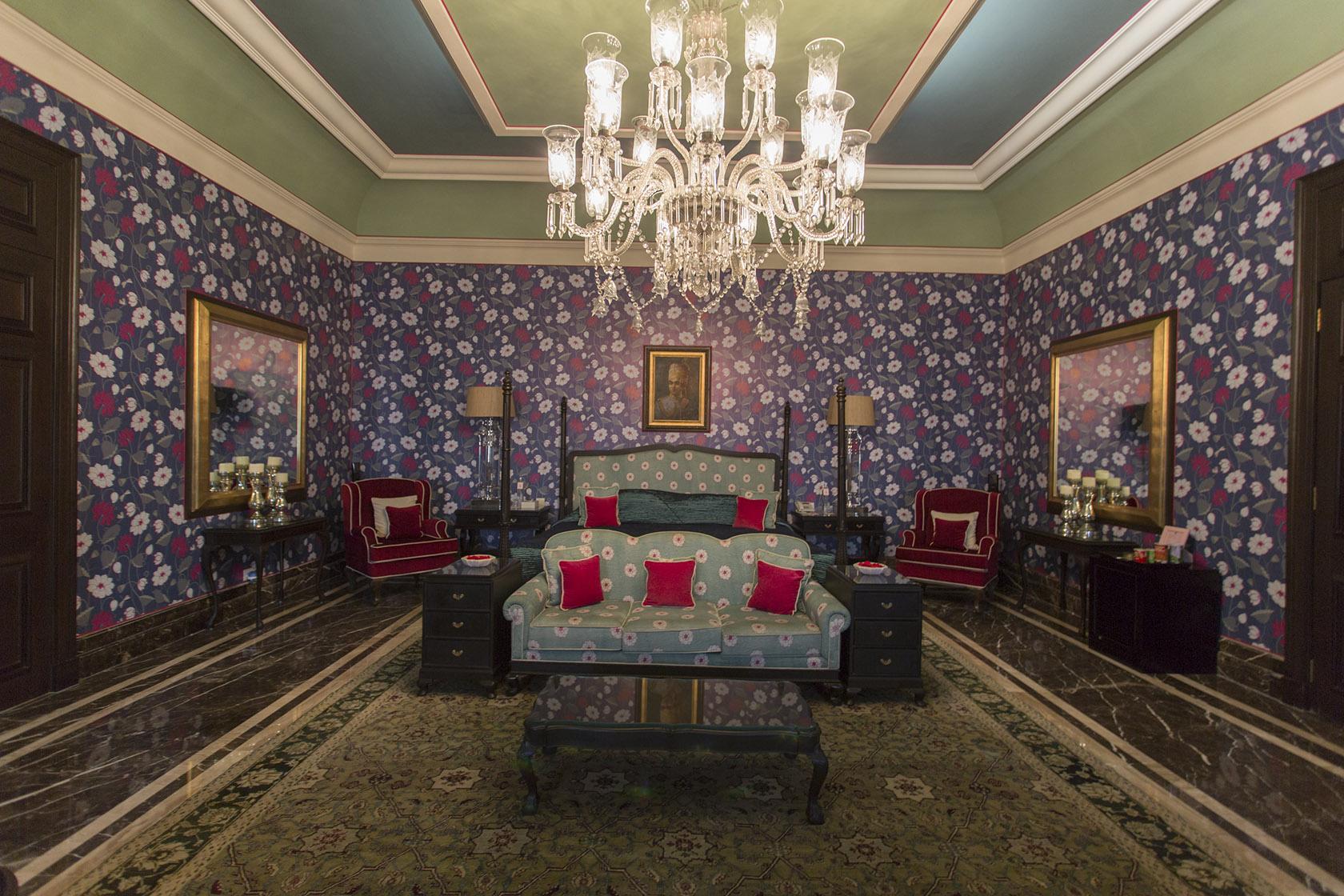 Maharaja Suite Rajmahal Palace