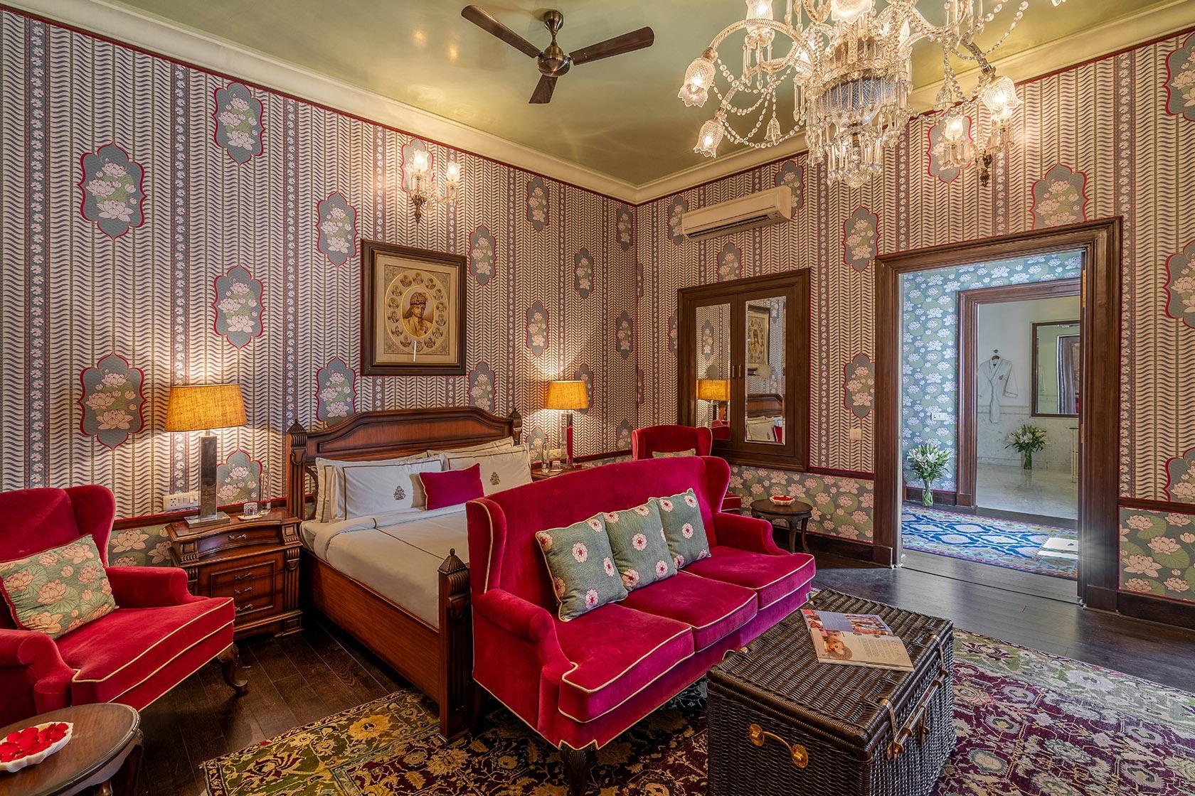 Yuvraj Suite Rajmahal Palace