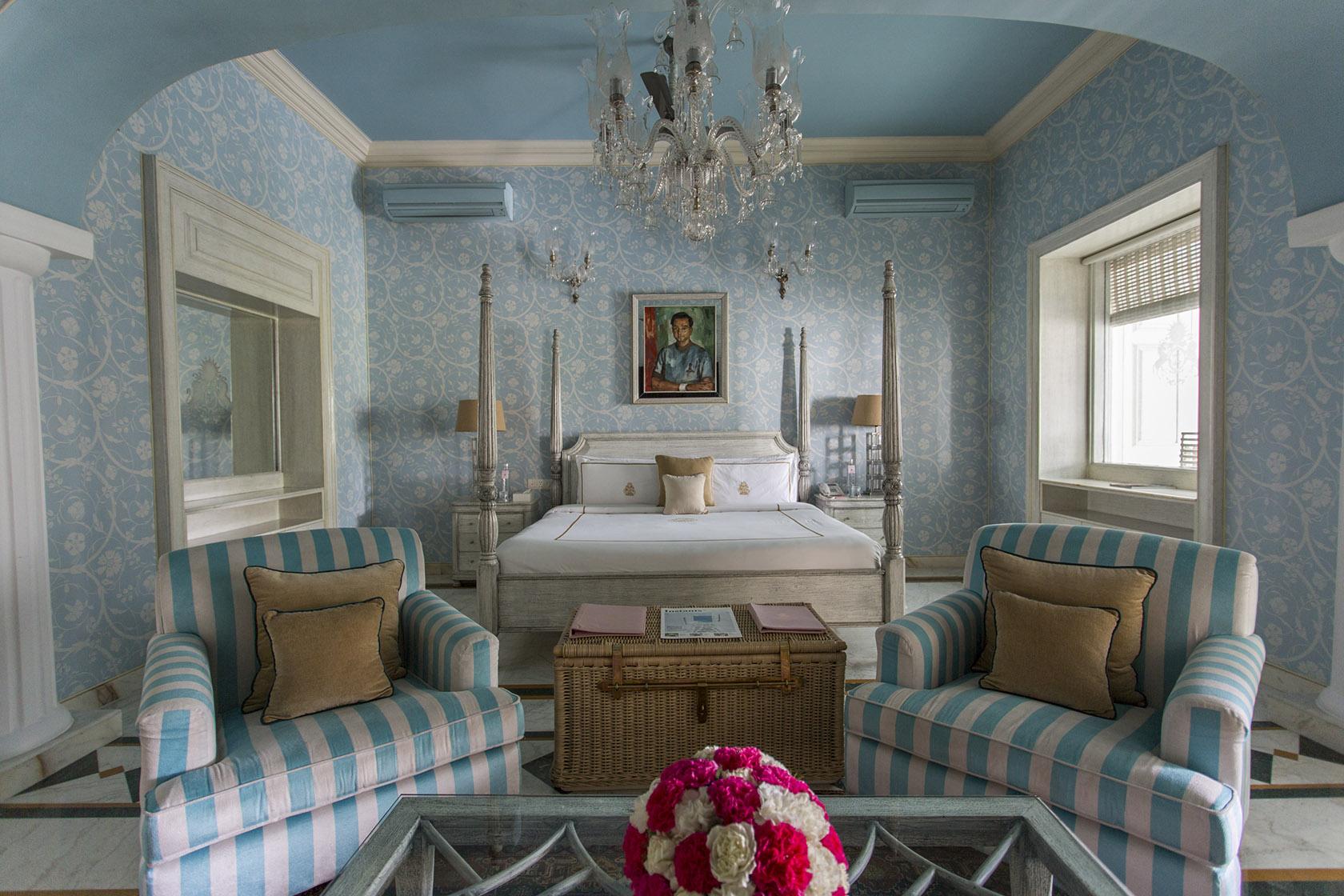 Mountbatten Suite Rajmahal Palace