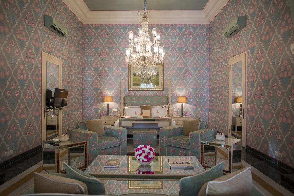 Princess of Wales Room - Rajmahal Palace